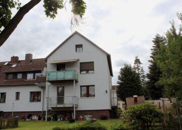 Berenbostel: Erdgeschoss mit Balkon und Garten 30827 Garbsen, Erdgeschosswohnung
