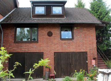 Wohnhaus mit 2 LKW-Garagen, LKW-Port und Grube 31867 Lauenau, Bürohaus
