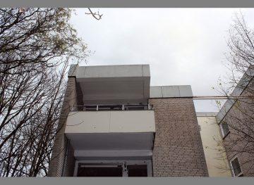 Wennigser Mark: Obergeschosswohnung mit Südwest-Balkon 30974 Wennigsen, Dachgeschosswohnung