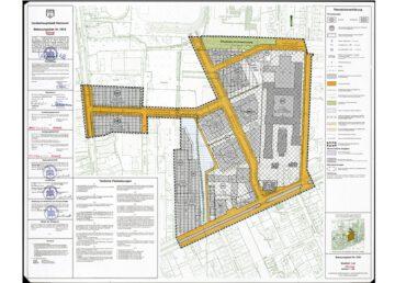 List: Garagenhof in Gewerbegebiet – 350 m zur Podbi – Stadtbahn Vier Grenzen 30177 Hannover, Gewerbe