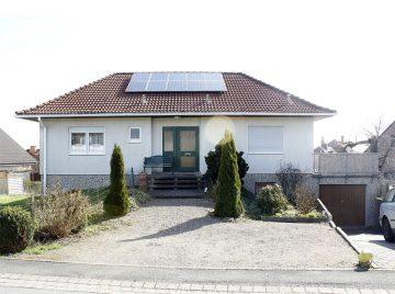 Lüdersen: EFH mit Weitblick nach Süd-Osten 31832 Springe, Einfamilienhaus