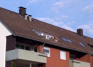 Springe Kernstadt: moderne 4-Z-Dachgeschoss-Wohnung 31832 Springe, Dachgeschosswohnung