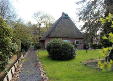 Buxtehude Immenbeck: Reethaus mit grossem Garten 21614 Buxtehude, Einfamilienhaus